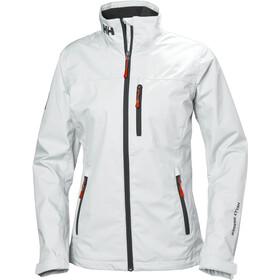 Helly Hansen Crew Midlayer Jacket Women, biały